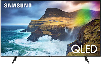 цена на QLED телевизор Samsung QE-75Q77RAUXRU
