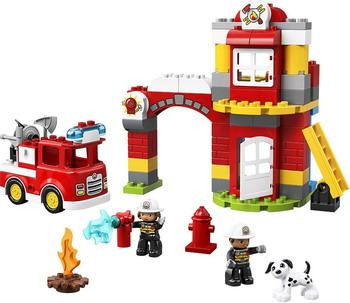 Конструктор Lego Пожарное депо 10903 конструктор lego city пожарное депо