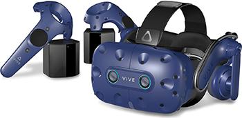 Cистема виртуальной реальности HTC Vive PRO Eye EEA