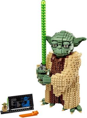 Конструктор Lego, STAR WARS ''Йода'' 75255, Дания  - купить со скидкой