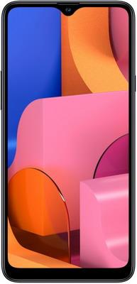Смартфон Samsung Galaxy A20s 32GB SM-A207F (2019) чёрный