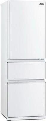 Многокамерный холодильник Mitsubishi Electric MR-CXR46EN-W белый перламутр фото