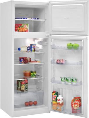 Двухкамерный холодильник NordFrost NRT 145 732 бежевый фото