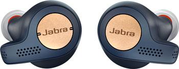 Наушники беспроводные Jabra Elite 65t Active синий