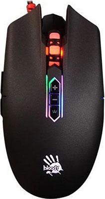 Мышь игровая A4Tech Bloody P80 Pro черный мышь игровая a4tech bloody p91 pro черный