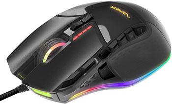 Мышь игровая проводная Patriot Memory Viper V570 Blackout Edition (PV570LUXWAK) недорого