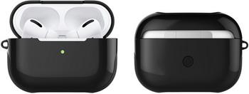 Фото - Чехол для наушников Eva для Apple AirPods Pro - Черный (CBAP305B) ноутбук lenovo thinkpad t490s intel core i5 8265u 1600 mhz 14 1920x1080 8gb 256gb ssd no dvd uhd graphics 620 wi fi bluetooth windows 10 pro