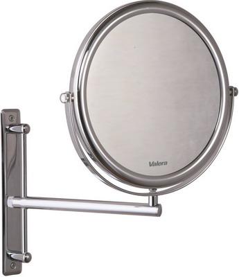 настенное зеркало с увеличительным эффектом и сенсорным включателем подсветки valera optima light smart 207 09 Двустороннее настенное зеркало с увеличением Valera Optima Bar 207.00