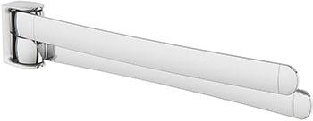 Двойная вешалка-вертушка для полотенец AM.PM Sensation A3032600 хром