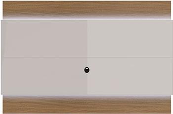 Фото - ТВ панель Manhattan LINCOLN 2.2 с LED подсветкой OFF-WHITE/ NATURAL PA89054 1352 x 2203 x 82 тумба под телевизор manhattan lincoln 1 9 тв off white natural pa16654 172 54 539 x 1950 x 448