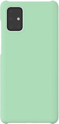 Чехол (клип-кейс) Samsung Galaxy A71 WITS Premium Hard Case мятный (GP-FPA715WSAMR)