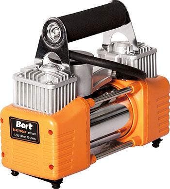 Автокомпрессор Bort BLK-700X2 91274014