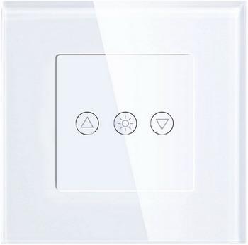Фото - Умный встраиваемый Wi-Fi диммер/выключатель Hiper IOT DWT01G white (HDY-DWT01G) умный wi fi модуль выключатель hiper iot switch m02 белый hdy sm02
