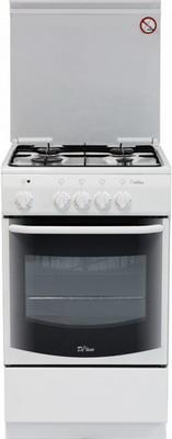 Комбинированная плита DeLuxe 5040.21 гэ комбинированная плита deluxe 506031 01 гэ крышка