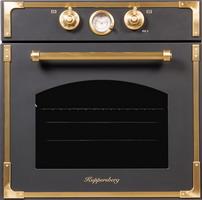 Встраиваемый электрический духовой шкаф Kuppersberg RC 699 ANT BRONZE встраиваемый электрический духовой шкаф kuppersberg rc 699 c gold