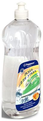 Вода парфюмированная для утюгов Topperr 3018 вода парфюмированная bon для утюгов