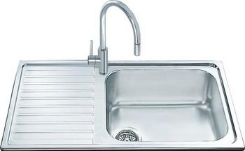 цена на Кухонная мойка Smeg LGM 861 S-2