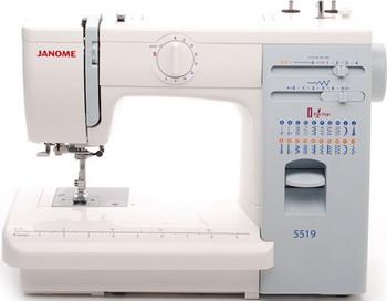 Швейная машина Janome 5519 все цены