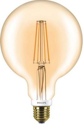 Лампа Philips LEDCl 7-60 W G 120 E 27 2000 K GOLD philips ledbulb 7 60 w e 27 3000 k 230 v a 60 pf
