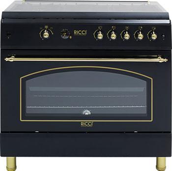 Газовая плита Ricci RGC 9030 BL цена и фото