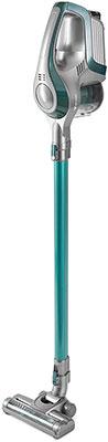 цена на Пылесос беспроводной Kitfort КТ-515-3 серо-зеленый