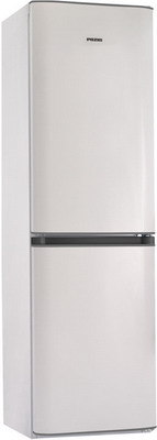 Двухкамерный холодильник Позис RK FNF-174 белый с графитовыми накладками цена