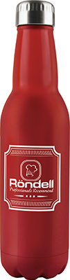 Термос Rondell Bottle Red RDS-914 0 75 л