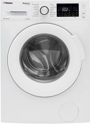 Фото - Стиральная машина Hansa WHP 7120 D4W стиральная машина hansa whp 6101 d3w класс a загр фронтальная макс 6кг