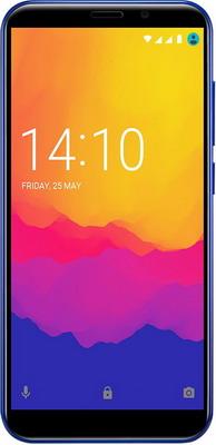 Смартфон Prestigio Wize Q3 синий цена 2017