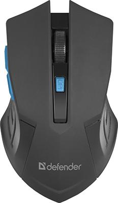 Мышь Defender Accura MM-275 синий 52275