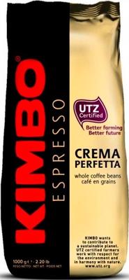 цена на Кофе зерновой KIMBO Crema Perfettо 1 кг