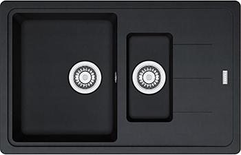 Кухонная мойка FRANKE BFG 651-78 стоп-вент оникс