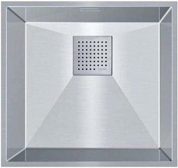 Кухонная мойка FRANKE PKX 110-45/42 3 5'' под ст. 122.0157.731 lwi 5 ст сталь