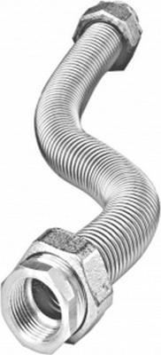 Шланг сильфонный газовый UDI GAS RUS/ FIX DN 12 (2.0 m) приспособление для монтажа кухонного оборудования cemflex шланг сильфонный газовый udi gas rus fix dn 12 1 2 m
