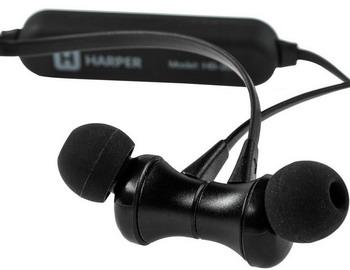 Вставные наушники Harper HB-305 black