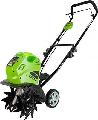 Культиватор Greenworks G 40 TLK6 27087 UF