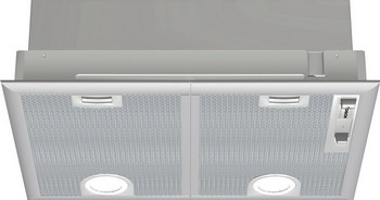 Вытяжка Bosch DHL 555 BL встраиваемая вытяжка bosch dhl 545 s 53 ix