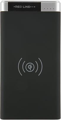 Фото - Внешний аккумулятор Red Line WS-T20 с беспроводной зарядкой (6000 mAh) черный t20 silver