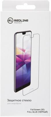Защитное стекло Red Line Huawei Honor 9A Full Screen (3D) tempered glass FULL GLUE черный liberty project tempered glass защитное стекло для alcatel onetouch idol 4s 6070k 0 33 мм