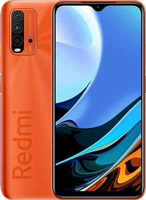 Смартфон Xiaomi Redmi 9T RU 4/64Gb Sunrise Orange
