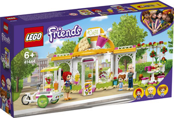Конструктор Lego FRIENDS ''Органическое кафе Хартлейк-Сити''