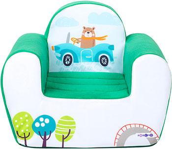 Игровое кресло Paremo серии ''Экшен'' Путешественник цвет Неон Стиль 2