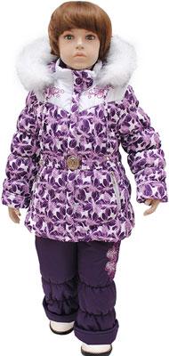 все цены на Комплект одежды Русланд Рт.110 Баклажан онлайн