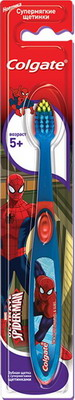 Зубная щетка Colgate Smiles Spiderman старше 5 лет цена