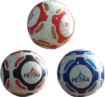 Мяч футбольный Ecos PETRA 2013/22 ABC 323265 letter print drop shoulder sweashirt