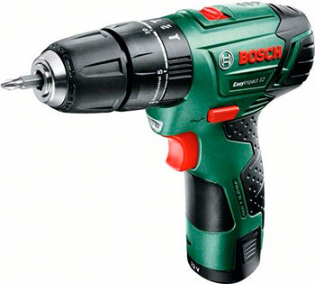 Дрель Bosch EasyImpact 12 без АКБ и з/у 060398390 N gordon elizabeth english download [b1 ] wb