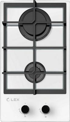 Встраиваемая газовая варочная панель Lex GVG 321 WH цена и фото