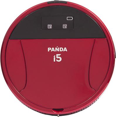 Робот-пылесос Panda I5 red робот пылесос panda i5 red