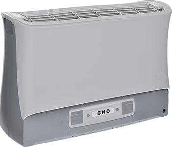 Электронный воздухоочиститель Супер-плюс Био серый цена