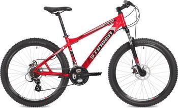 Велосипед Stinger 26'' The BAT 16'' красный 26 AHD.BAT.16 RD7 все цены